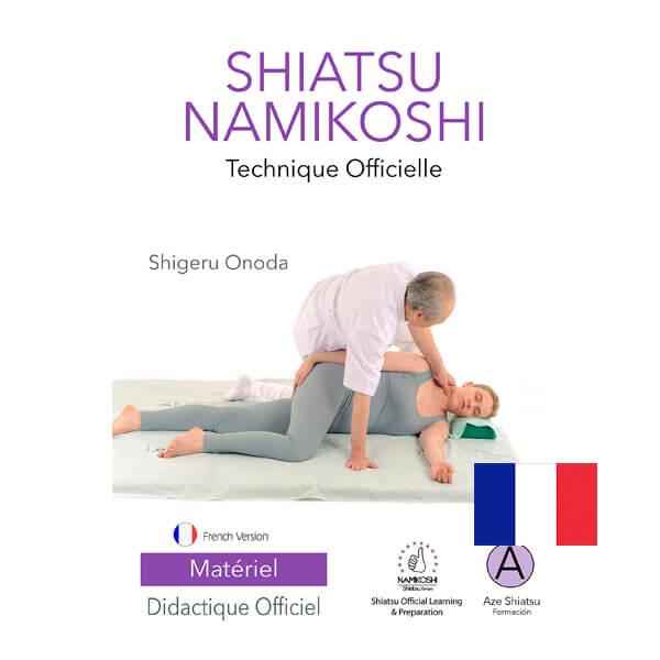 Namikoshi French book