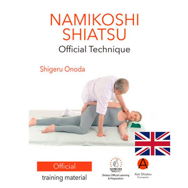 Shiatsu Namikoshi book