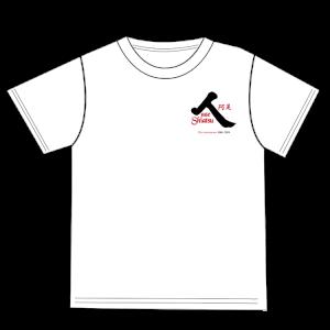 Camiseta del 35 aniversario de la Escuela Japonesa de Shiatsu