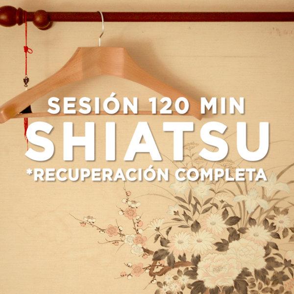 bono regalo sesiones shiatsu completa