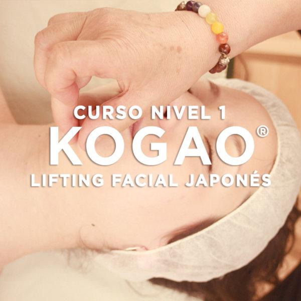 CURSO NIVEL 1 KOGAO LIFTING JAPONES FACIAL