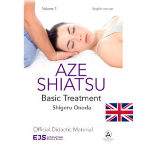 Basic Treatment shiatsu book
