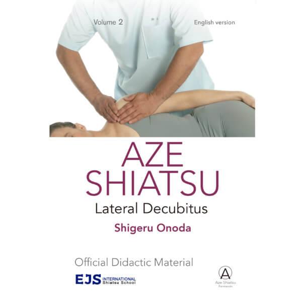 book Aze Shiatsu English